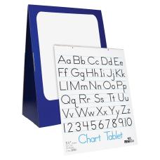 Flipside Deluxe Chart StandDryErase Tablet Set