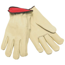 Memphis Glove Cowhide Fleece Lined Drivers