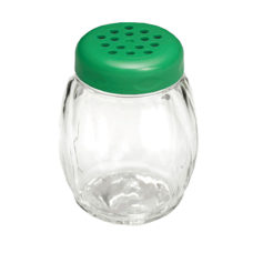 Tablecraft Plastic Shaker With Lid 6