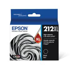 Epson 212XL Claria High Yield Black