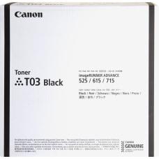 Canon T03 Original Toner Cartridge Black
