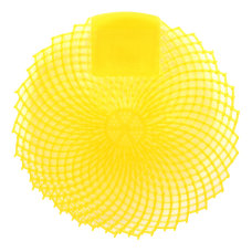 Eclipse Urinal Screens Citrus Grove OrangeYellow