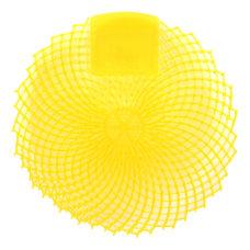 Eclipse Urinal Screens Citrus Grove OrangeYellow