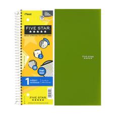 Five Star Wire Bound Notebook 1