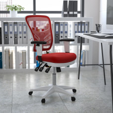 Flash Furniture Ergonomic Mesh Mid Back