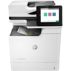 HP LaserJet M681dh Color Laser All