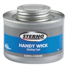 Sterno Handy Wick Chafing Fuel 6