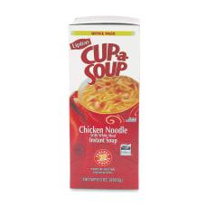 Lipton Chicken Noodle Cup A Soup