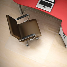 Deflect O Clear Polycarbonate Chair Mat
