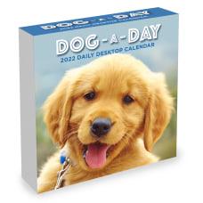 TF Publishing Animal Daily Desktop Calendar