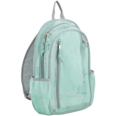 Eastsport Sport Mesh Backpack Mint