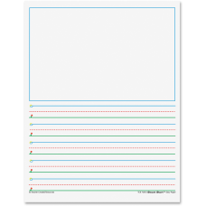 Teacher Created Resources 58 Spacing Writing