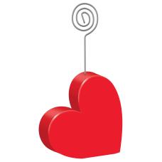 Amscan Heart Valentines Day Mini Photo