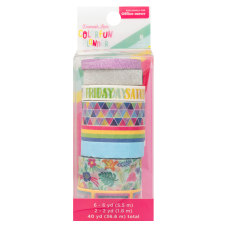 American Crafts Damask Love Colorfun Planner