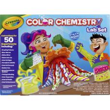 Crayola Chemistry Lab Set Steam Toy