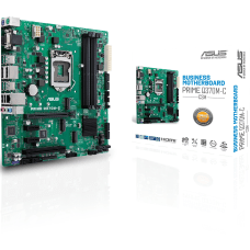 Asus Prime Q370M CCSM Desktop Motherboard