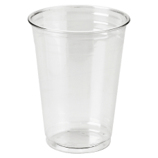 Dixie Crystal Clear Plastic Cups 10