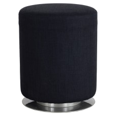 Safco Swivel Keg Stool Black