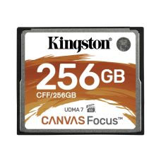 Kingston Canvas Focus 256 GB CompactFlash