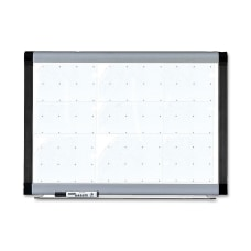 Lorell Magnetic Dry Erase Board With