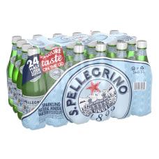 SPellegrino Sparkling Natural Mineral Water 169