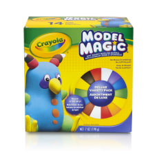 Crayola Model Magic Variety Pack Assorted