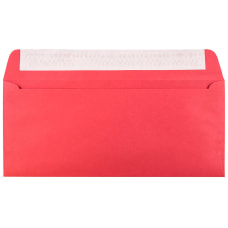JAM Paper Booklet Envelopes With Peel