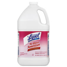 Lysol Professional No Rinse Sanitizer Concentrate