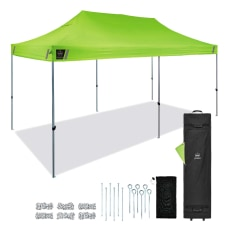 Ergodyne SHAX 6015 Pop Up Tent