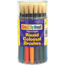 Chenille Kraft Colossal Brush Set Assorted
