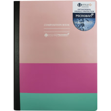 U Style Antimicrobial Composition Book With