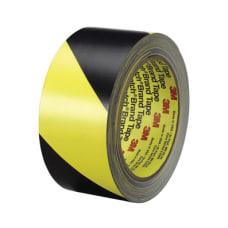 3M Diagonal Stripe Safety Tape 36