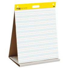 Post it Super Sticky Tabletop Easel