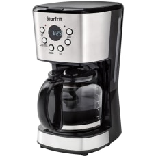 Starfrit 12 Cup Drip Coffee Maker