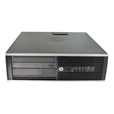 HP Compaq Pro 6300 Refurbished Desktop