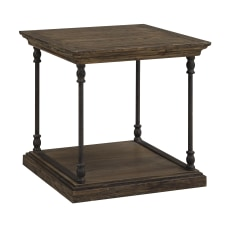 Coast to Coast Corbin End Table