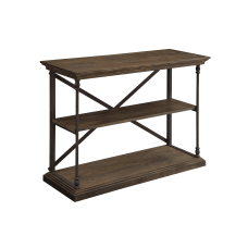 Coast to Coast Corbin Wood Console