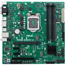 Asus Prime B360M CCSM Desktop Motherboard