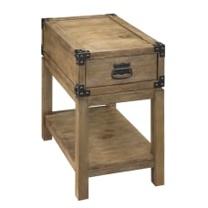 Coast to Coast 1 Drawer Chairside