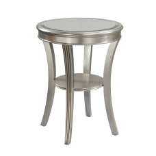 Coast to Coast Mirrored Accent Table