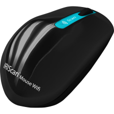 IRIS Iriscan Mouse Wifi Scanner Wireless