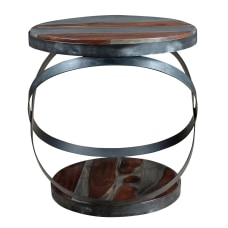 Coast to Coast Round Accent Table