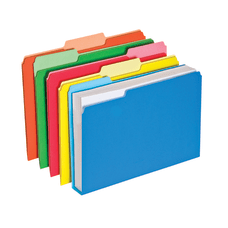 Pendaflex Double Stuff File Folders Letter