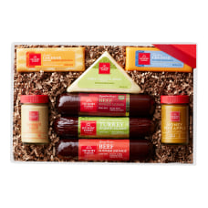 Givens Hickory Farms Meat And Cheese