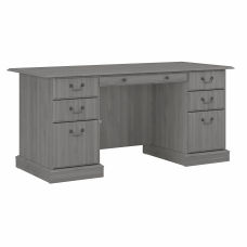 Bush Furniture Saratoga Executive Desk With