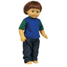 Get Ready Kids Tom Doll Caucasian