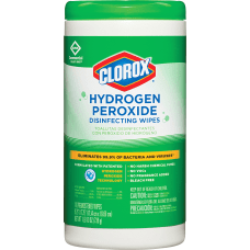 Clorox Commercial Solutions Hydrogen Peroxide Disinfecting