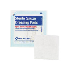 First Aid Only Sterile Gauze Dressing