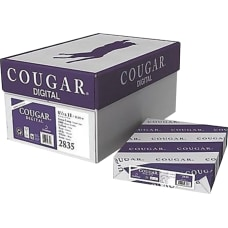 Cougar Digital Multipurpose Paper 8 12