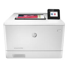 HP LaserJet Pro M454dw Wireless Color